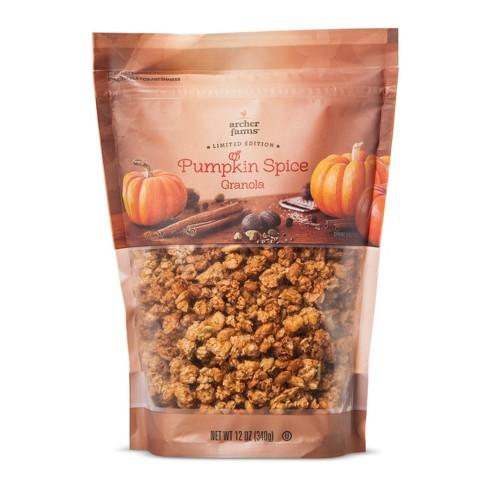 Pumpkin Spice Granola - 12oz - Archer Farms™ - image 1 of 1