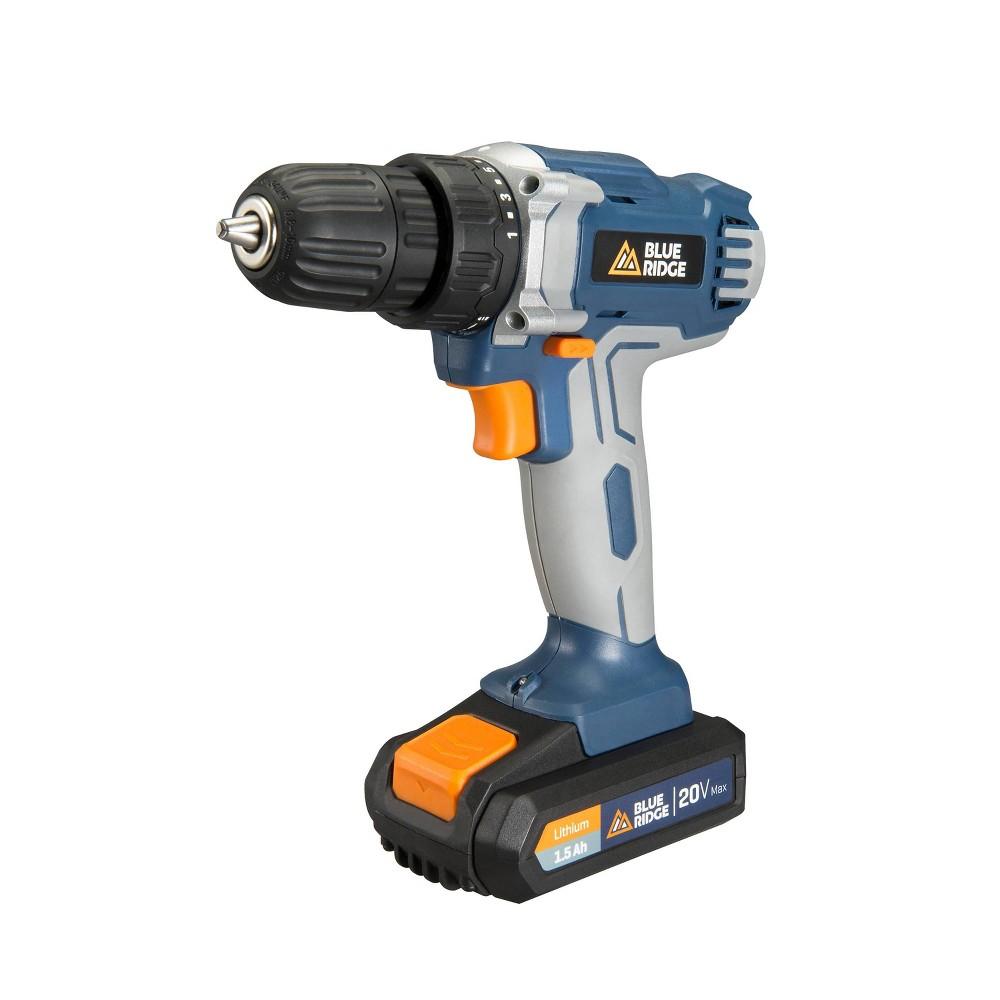 Blue Ridge Tools 20V MAX Cordless Drills