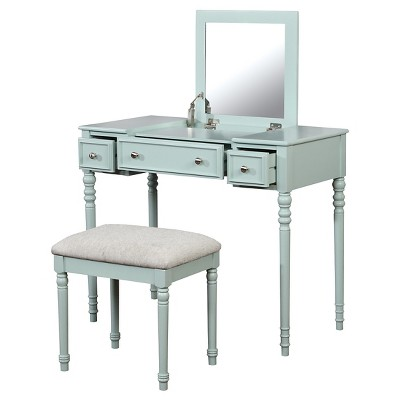 Michelle Vanity Set   Linon by Linon
