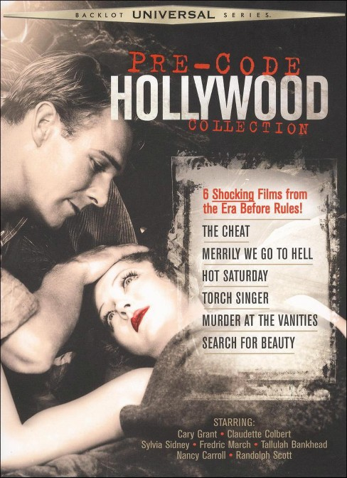 Pre code hollywood collection (DVD) - image 1 of 1