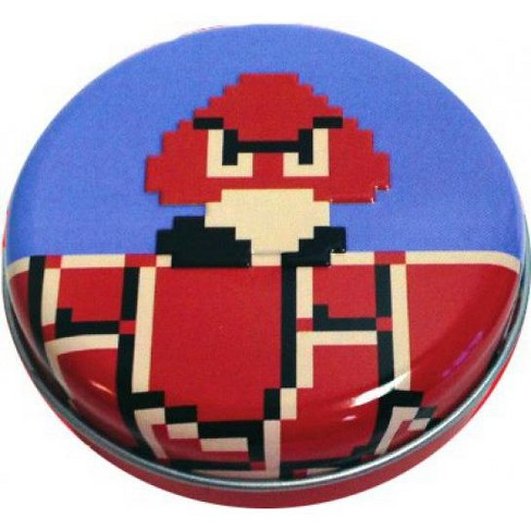 Super Mario Know your Enemies Candy Tin [Goomba] - image 1 of 1