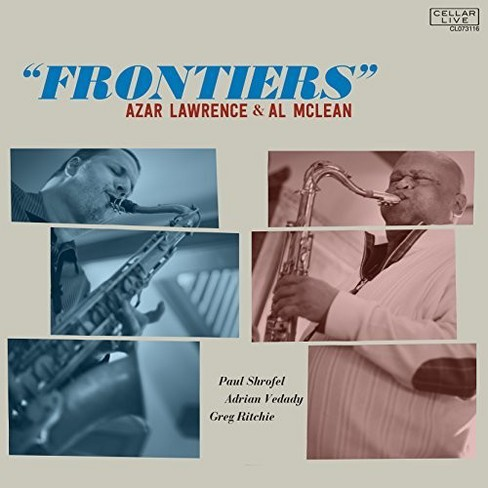Azar Lawrence - Frontiers (CD) - image 1 of 1