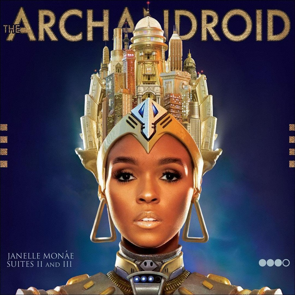 Janelle Monáe - The ArchAndroid (CD)
