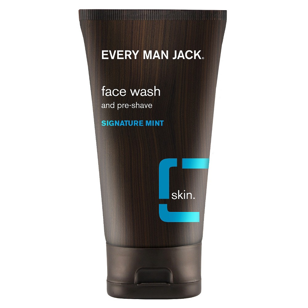 Every Man Jack 5oz Face Wash Signature Mint