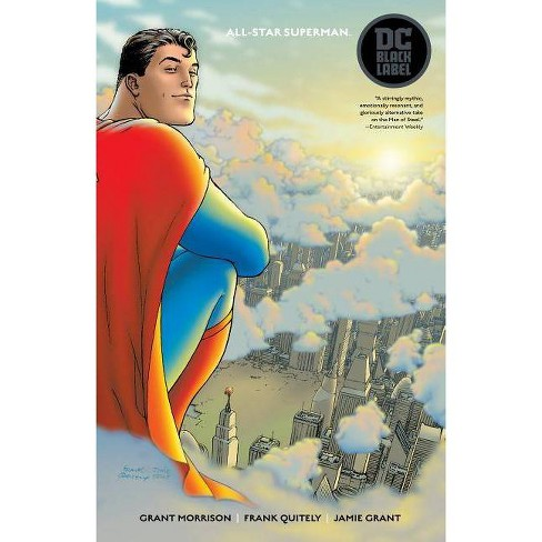 All-Star Superman (DC Black Label Edition) - by  Grant Morrison (Paperback) - image 1 of 1