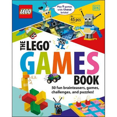 The Lego Games Book - by  Tori Kosara (Mixed Media Product)