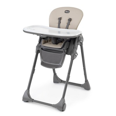 Chicco Polly Compact Fold Easy-Clean Highchair