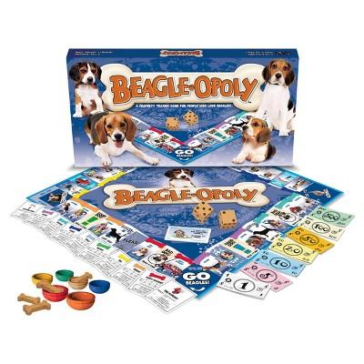 Beagle opoly Game