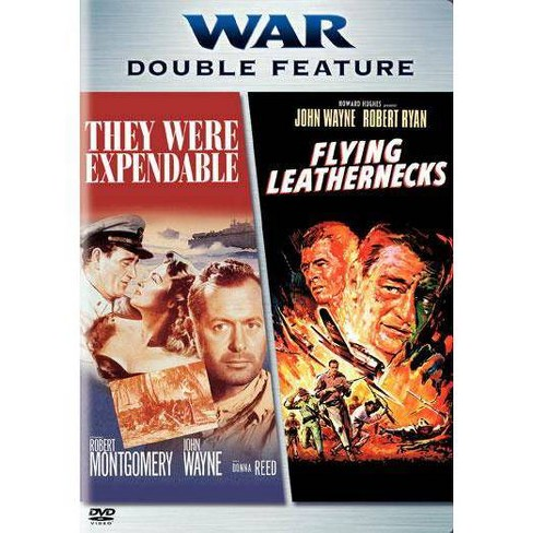 They Were Expendable / Flying Leathernecks (DVD) - image 1 of 1