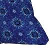 "16""x16"" Schatzi Brown Boho Tile Throw Pillow Blue - Deny Designs - image 3 of 3"