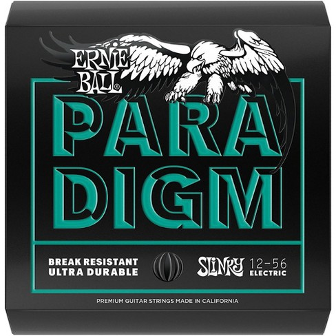 Ernie Ball Paradigm Not Even Slinky Electric Guitar Strings - image 1 of 3