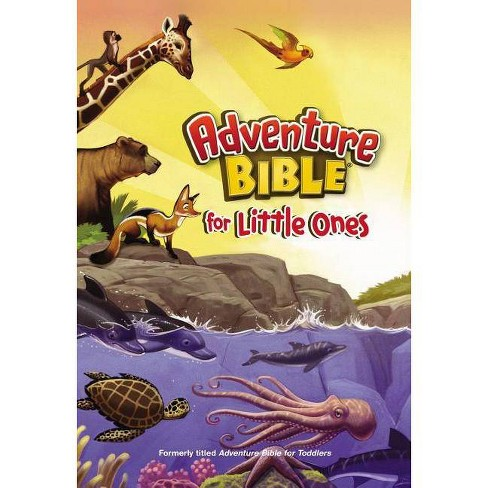 Adventure Bible for Little Ones - by  Catherine DeVries (Board_book) - image 1 of 1