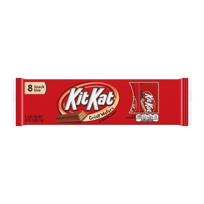 Kit Kat Pack-A-Snack Chocolate Bars - 8ct