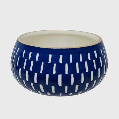 5  Dash Planter Blue & White - Opalhouse™