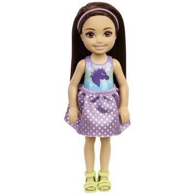 Barbie Chelsea Doll - Tie-Dye Shirt