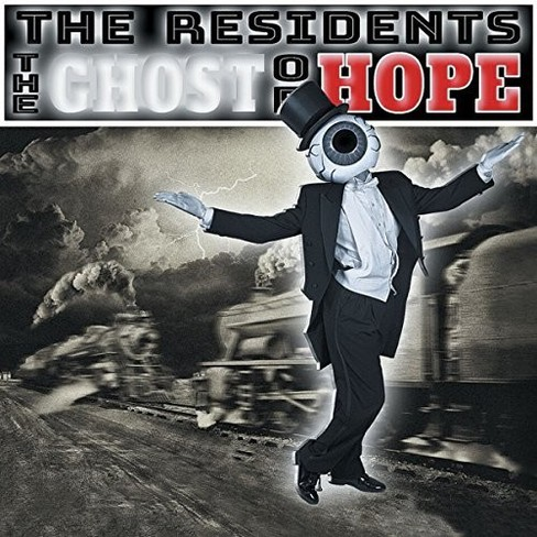 Residents - Ghost Of Hope (CD) - image 1 of 1