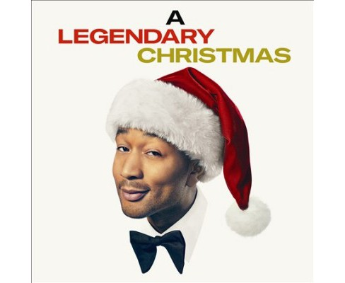 John Legend - Legendary Christmas (Vinyl) - image 1 of 1