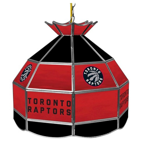Toronto Raptors Tiffany Style Lamp - 16 inch - image 1 of 1