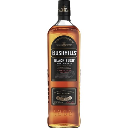 Bushmill's Black Bush Irish Whiskey - 750ml Bottle - image 1 of 1