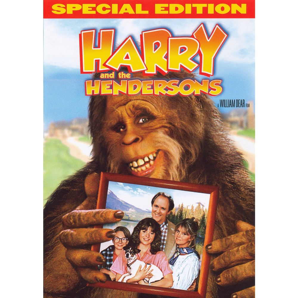 Harry and the Hendersons (Special Edition) (dvd_video)