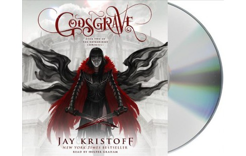 Godsgrave (Unabridged) (CD/Spoken Word) (Jay Kristoff) - image 1 of 1