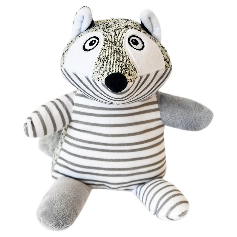 Bandit Raccoon Grey Stuffed Animal