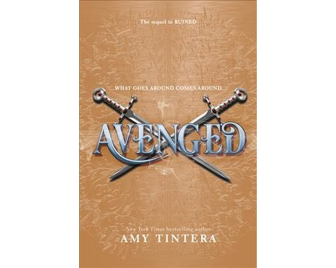 Avenged -  Reprint (Ruined) by Amy Tintera (Paperback) - image 1 of 1