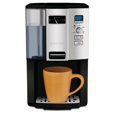 Cuisinart® Coffee 12 Cup Programmable Coffee Maker -Stainless Steel Dcc-3000 - image 1 of 4