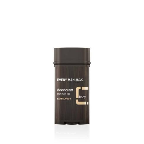 Every Man Jack Sandalwood Deodorant - image 1 of 3
