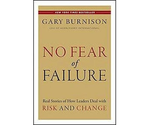 No Fear of Failure (Hardcover) - image 1 of 1