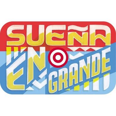 Sueña en Grande (Dream Big) Target GiftCard