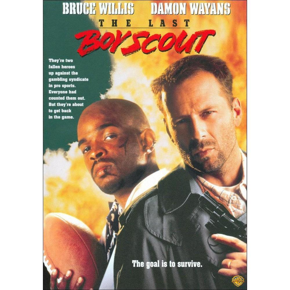 Last boy scout (Dvd), Movies Last boy scout (Dvd), Movies