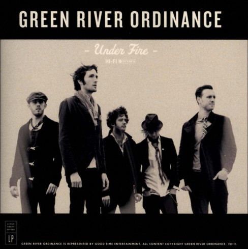 Green river ordinanc - Under fire (CD) - image 1 of 1