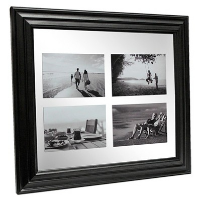 13 x15  Black Float Frame - Threshold™