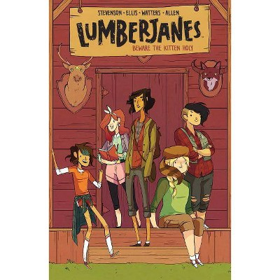Lumberjanes Vol. 1, 1 - by  Noelle Stevenson & Shannon Watters & Grace Ellis (Paperback)