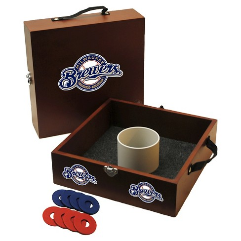 MLB Milwaukee Brewers Wild Sports Washer Toss - image 1 of 1