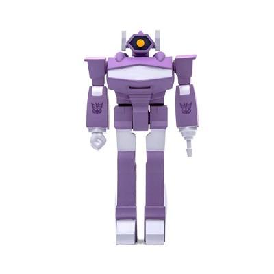 Super7 Transformers ReAction Figure - Shockwave