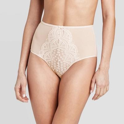 Women's Lace Briefs with keyhole design - Auden™