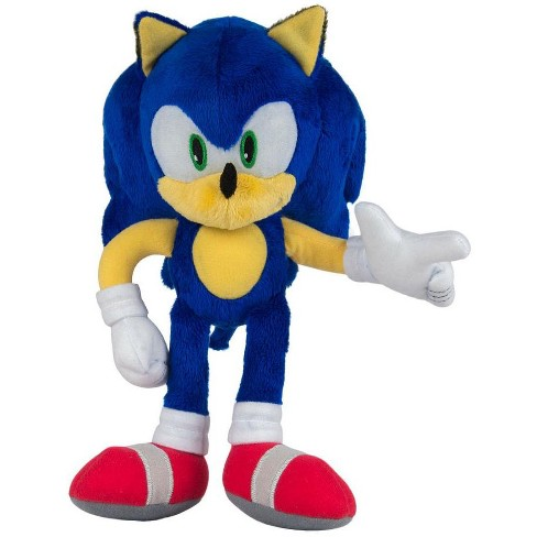 Sonic The Hedgehog Sonic 12 Inch Deluxe Plush Target