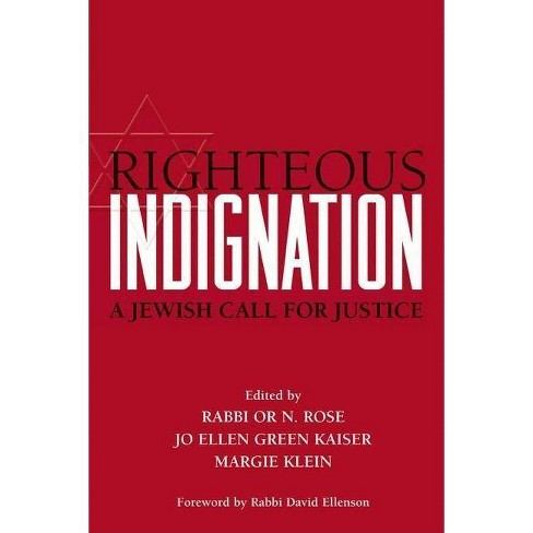 Righteous Indignation - (Hardcover) - image 1 of 1