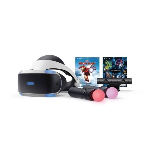 PlayStation VR Marvel's Iron Man VR Bundle - image 1 of 3