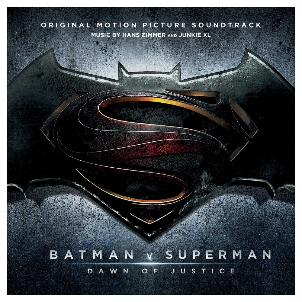Batman V Superman - Dawn of Justice Soundtrack