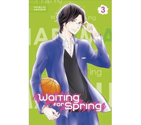 Waiting for Spring 3 -  (Waiting for Spring) by Anashin (Paperback) - image 1 of 1