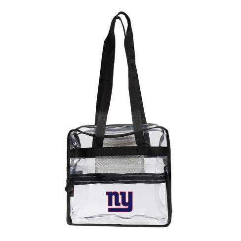 NFL New York Giants The Northwest Co. Clear Zone Stadium Tote - image 1 of 1