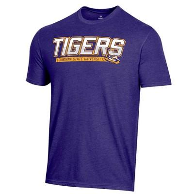 NCAA LSU Tigers Men's Short Sleeve T-Shirt