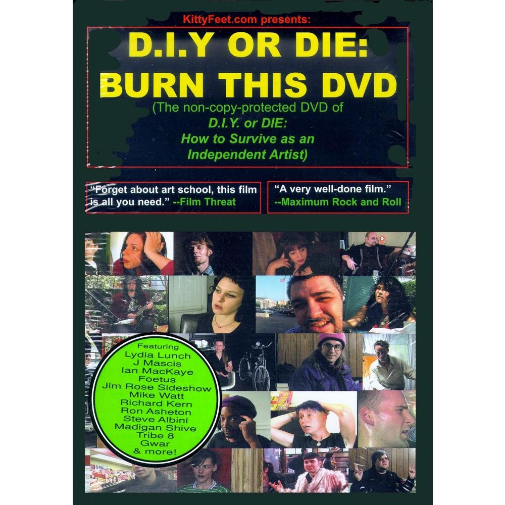 Diy Or Die:How To Survive As Independ (Dvd)