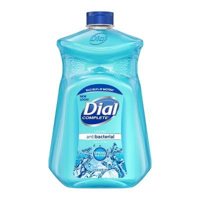 Dial Spring Water Refill Liquid Hand Soap Gel- 52oz