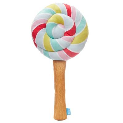 BARK Jumbo Lollipop Dog Toy - Jumbo Lollipoop