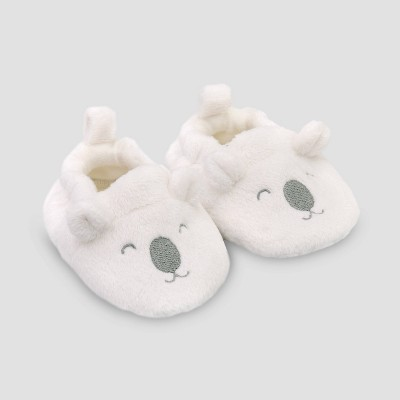 Baby Koala Slippers - Just One You® made by carter's Beige