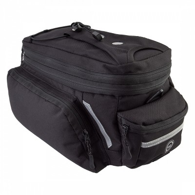 Sunlite QRS Trunk Bag for QRS Rack Systems//PakRak Clip-On Systems for Bicycles
